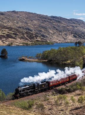 Bahnreisen-Schottland-jacobite-steamtrain-mallig