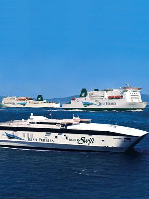 Irish Ferries Fleet