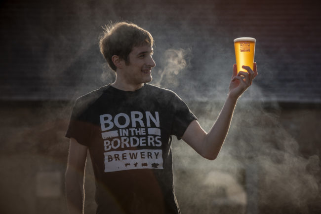 Born in the Borders Brewery