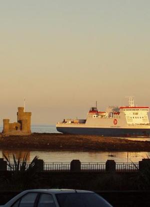 Steam Pkt Co Ferry